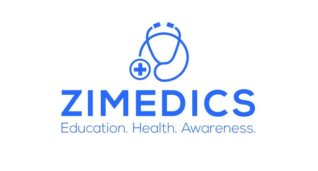 Vektar Design | Zimedics Logo created by Vektar Design