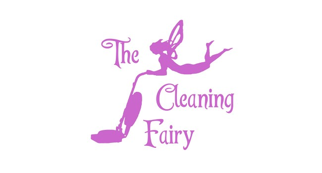Vektar Design | The Cleaning Fairy Logo created by Vektar Design