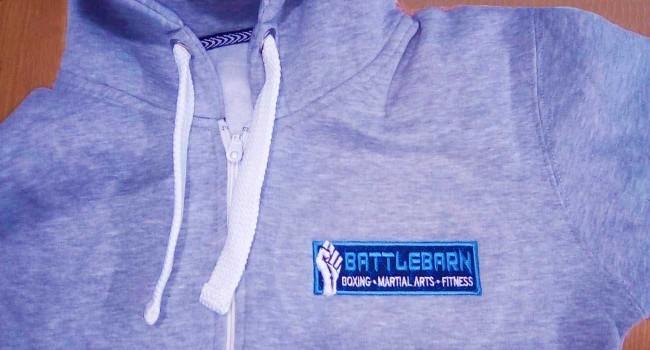 Vektar Design | Battlebarn Merchandise Hoody